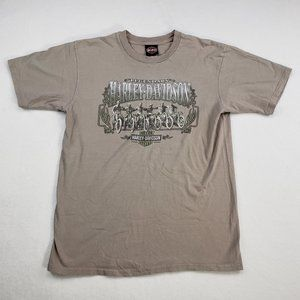 Harley Davidson men's Large t-shirt Loveland, CO